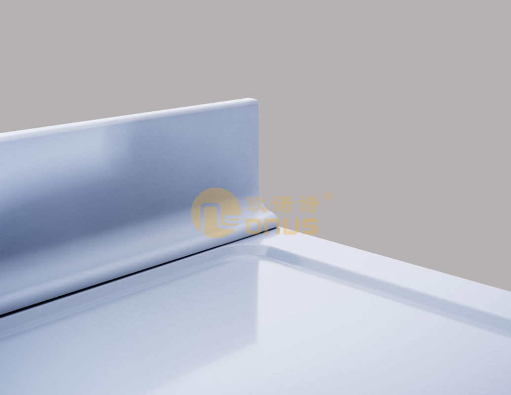 Professional Customized Epoxy Resin Worktop Heat Resistance For Univercity Chemical Labs