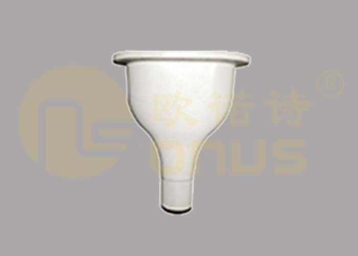 Chemical Resistance Durable Laboratory Cup Sinks White Color For Fume Hood